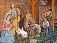 nacimiento, nativity scene
