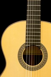 Spanish song guitar